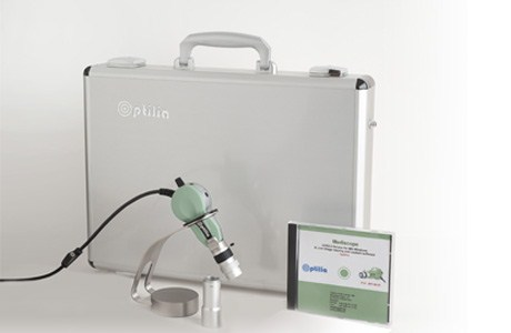 Optilia Digital Dermatoscopy, Basic kit