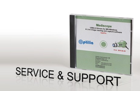 Annual service and support for Optipix